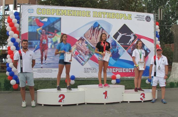 Таганрог-призеры-дев