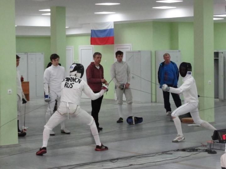Кубок мэра Ростова-на-Дону-фехтование