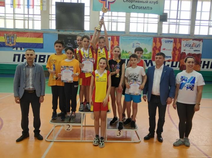 Волгодонск - призеры
