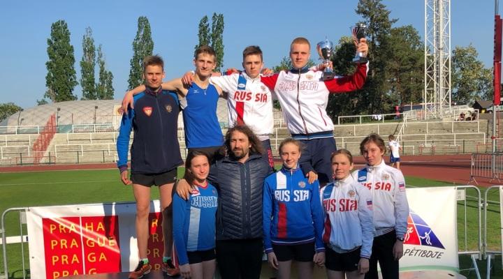 Кубок Европы - Чехия - 12